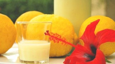 Limoncello Cream with Thermomix