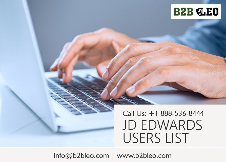 Pin On Jd Edwards Users List
