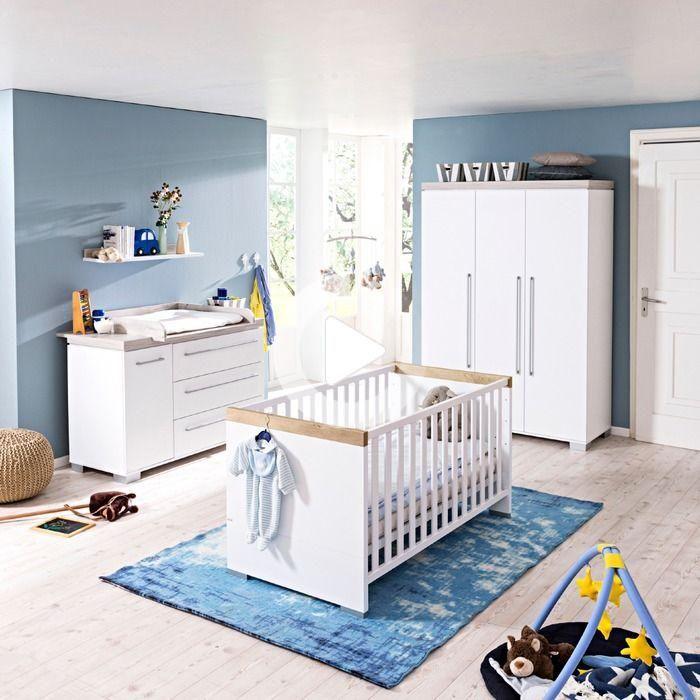 Paidi Wieg Kira 70 X 140 Cm White In 2020 Babyzimmer Set Babyzimmer Mobel Babyzimmer Dekor