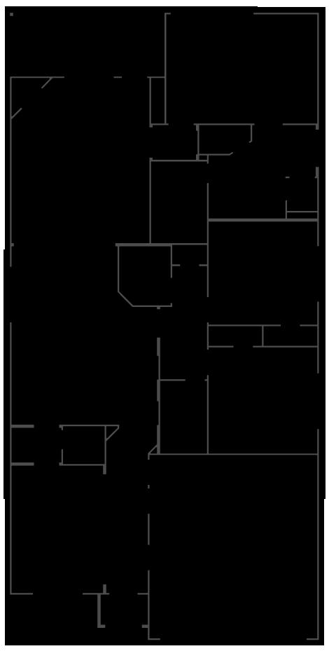 Megatel Homes Floor Plan Hudson 1815 Square Feet I