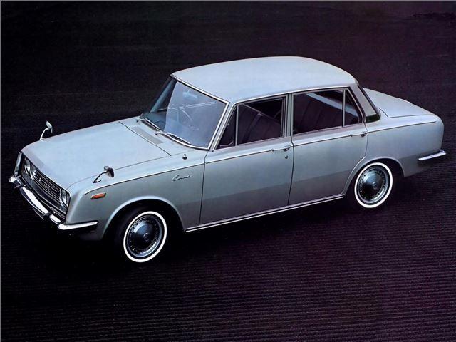 Toyota Corona T40-T70 - Classic Car Review | Honest John
