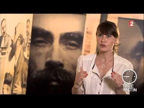 Le Musee Des Lettres Et Manuscrits De Paris Propose L Exposition Landru 6h10 Temps Clair Reportage Avec L Interview D Estelle Gaudry Commissaire De L Expo