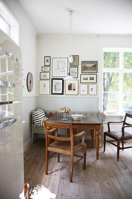 Gemütliche Essecke in der Küche | Living | Pinterest | Essecke ...