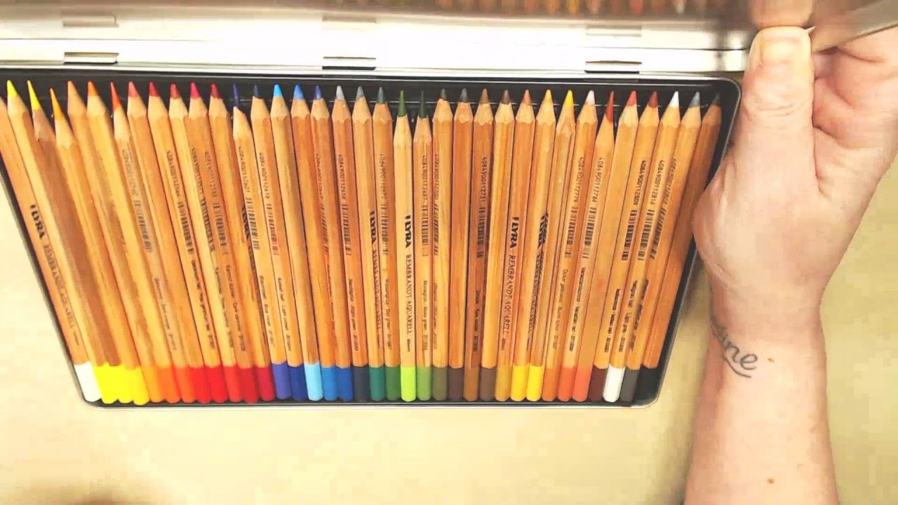 The Best Colored Pencils Smooth Waxy Soft Hard Crisp Or Lush