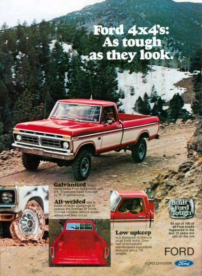 Pin By N Copenhafer On 70 S Ford Trucks Ford Trucks Trucks