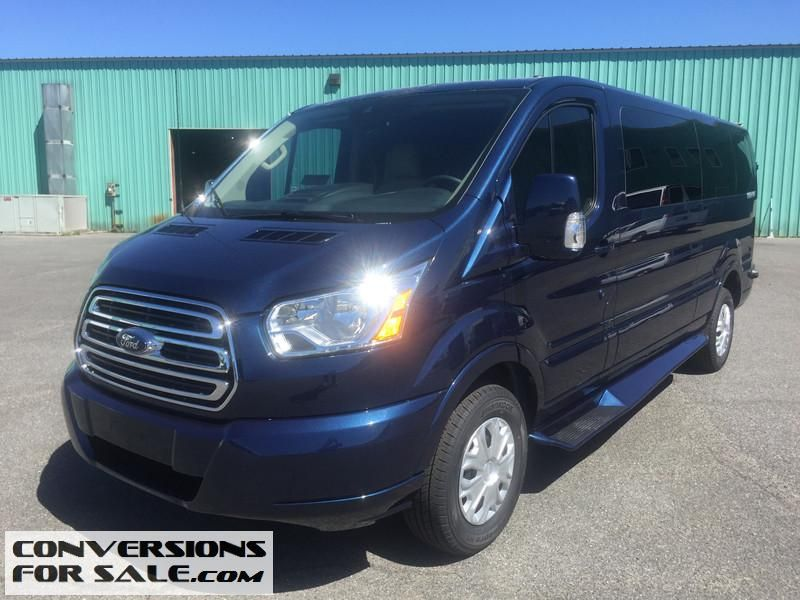 2015 Ford Transit 250 Conversion Van By Sherrod Vans