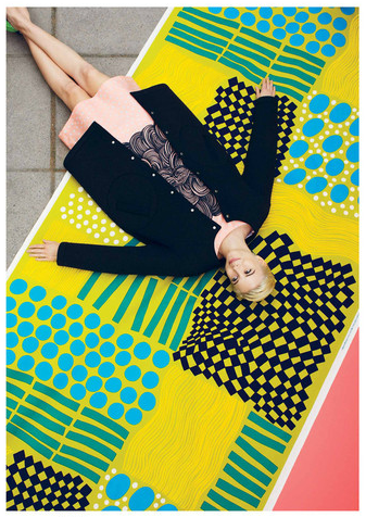 Marimekko Brings Spring - COVER Magazine: Carpets & Textiles For Modern Interiors