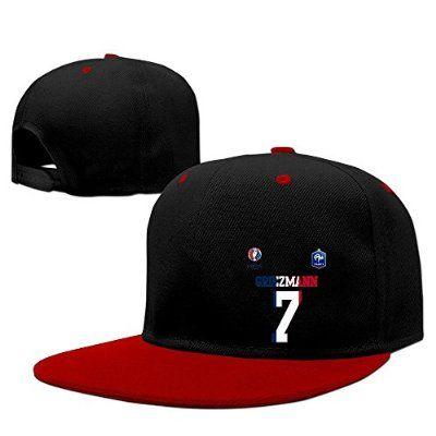 47e9ba3c07d 2016 Euro Griezmann Adjustable Hip Hop Hat   Cap