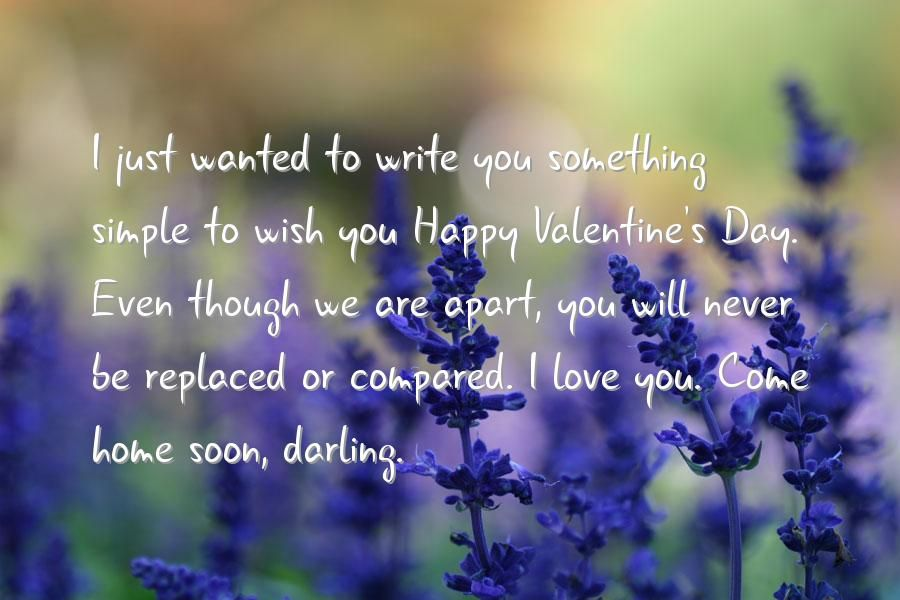 I just wanted to write you something simple to wish you happy
