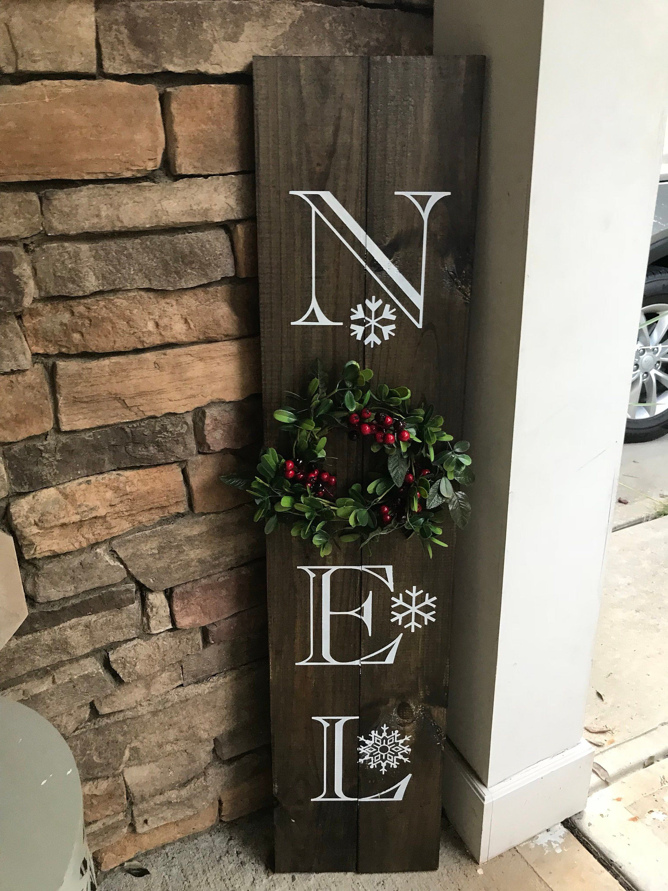 30++ Christmas porch welcome signs ideas