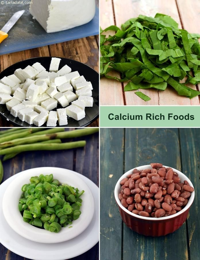 Calcium Rich Indian Foods List in 2020 Healthy indian