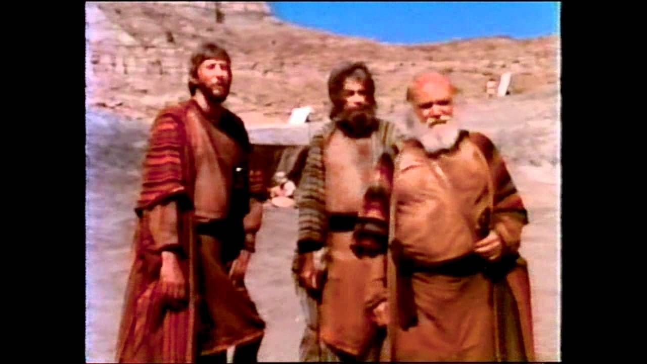 Joshua at the battle of jericho christian movies the