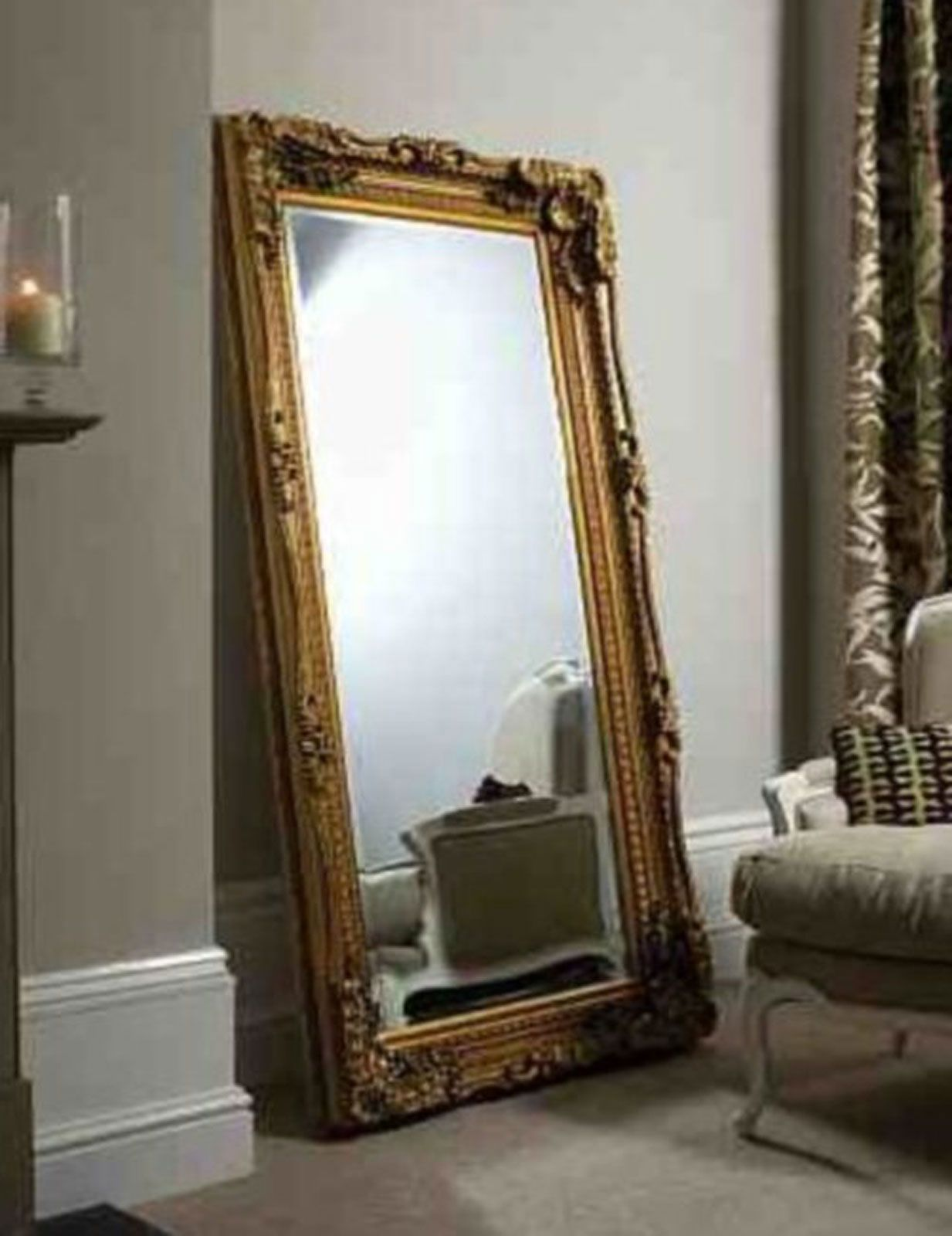 Boldly carved ornate framed gold wall mirror would be a beautiful boldly carved ornate framed gold wall mirror would be a beautiful and stylish addition to any amipublicfo Images