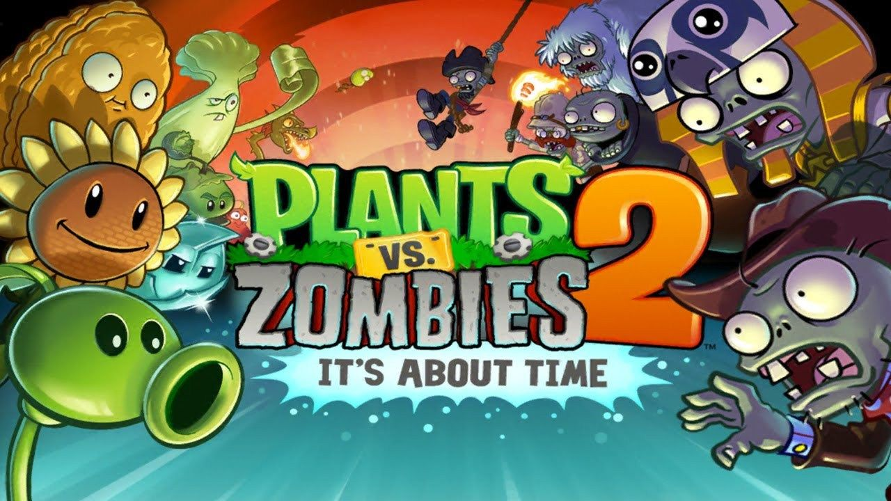 Plants vs Zombies 2 for PC - Free Download - http://gameshunters.com/plants-vs-zombies-2-pc-download/