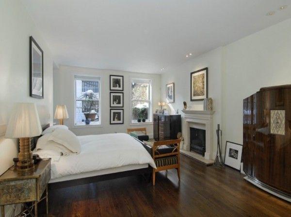 Sarah Jessica Parker's Greenwich Village Bedroom
