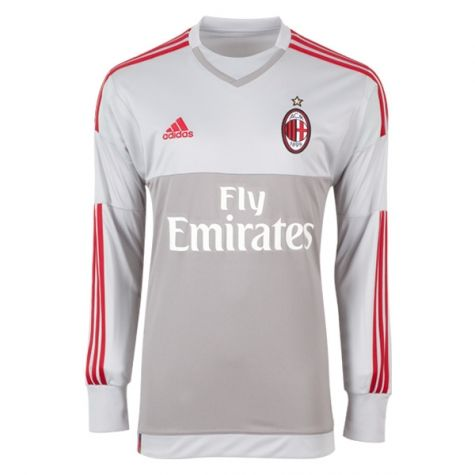 70707cffb84 ac milan 2015 2016 home goalkeeper kit s - available at uksoccershop