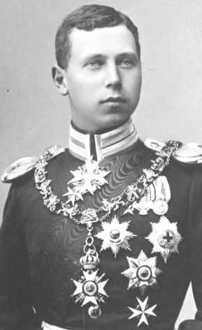 Prince Alfred of Saxe Coburg and Gotha was a grandson of Queen Victoria and Prince Albert and the only son of Prince Alfred, the second son of Victoria and Albert. Young Alfred died in 1899, possibly the result of a self-inflicted gunshot wound. His death devastated his parents, Alfred and Maria Alexandrovna.