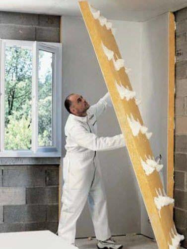 Trasdosado aislante construir pinterest - Aislar paredes interiores ...