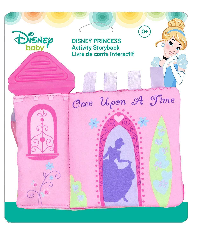 Disney Baby Princess Soft Book for Babies