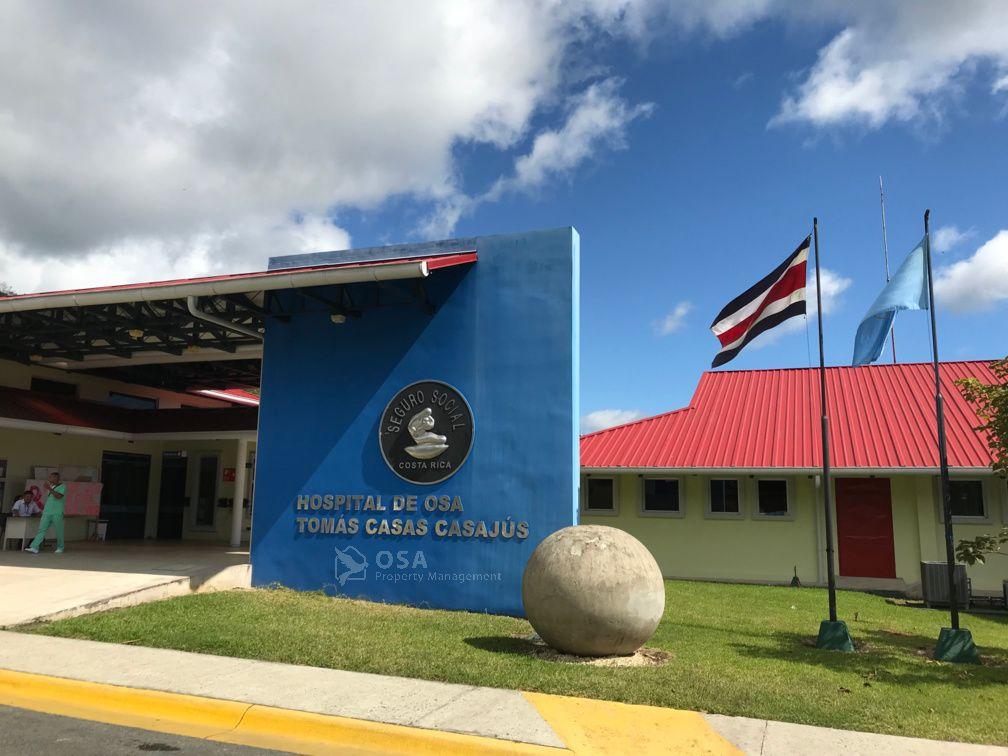 Hospital De Osa Medical Tourism Emergency Room Health Care