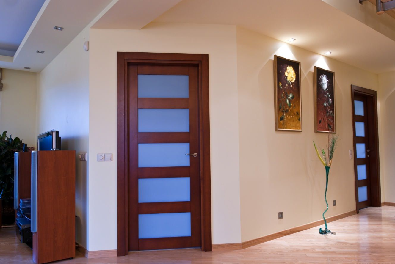 Best interior doors photo 17 chicago lakeshore apartment furniture cool home interior decoration ideas using white interior wall paint including light oak wood home flooring and cherry wood single glass panel planetlyrics Image collections