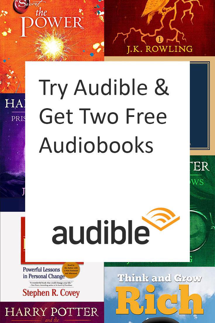 30 Day Free Trial Try Audible And Get Two Free Audiobooks Amazon Offers Free Books Audible Books Books To Read Before You Die Audiobooks