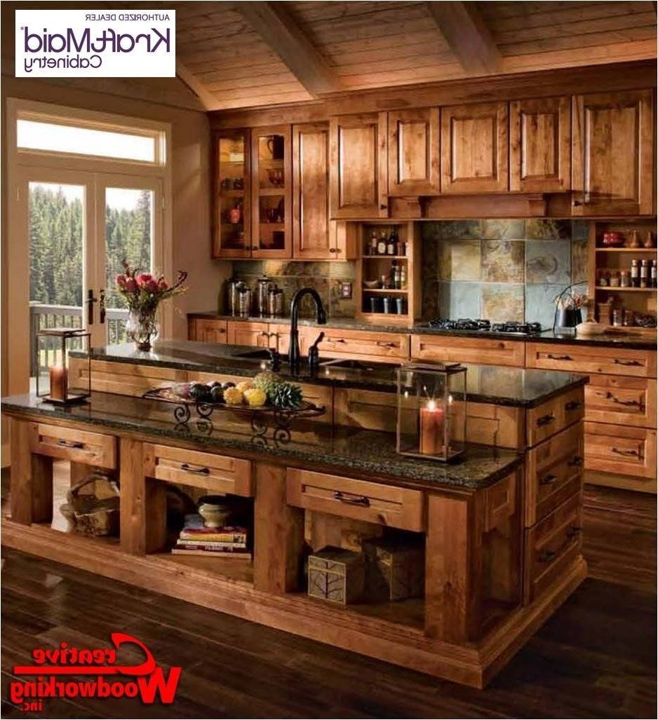 7 Most Popular Farmhouse Kitchen Ideas For Your Kitchen Design Rustic Kitchen Island Country Kitchen Designs Rustic Country Kitchens