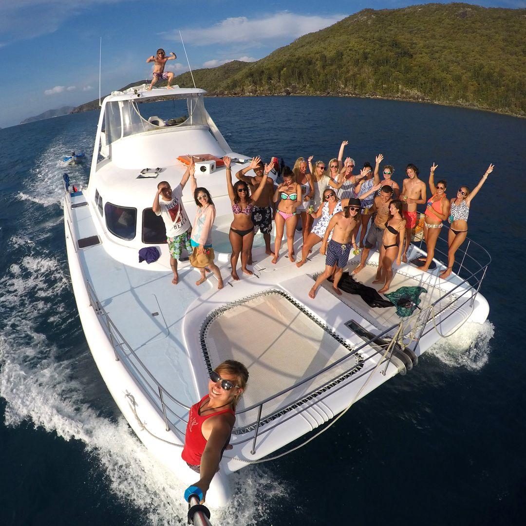 More fun in the Whitsundays! Shot on Powerplay. #sailingwhitsundays #lovewhitsundays #whitsundays #thisisqueensland #seeaustralia #summer #paradise #vacation #wanderlust #travel #australia