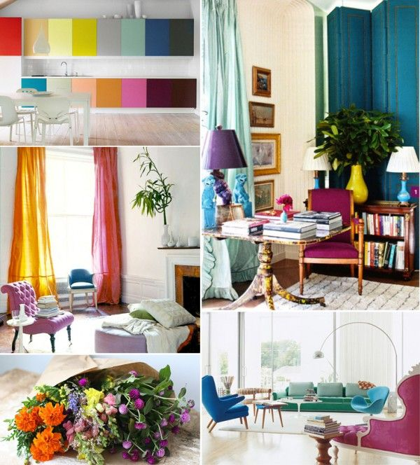 Rainbow Kitchen Decor: Once Wed - Designer Weddings For Less