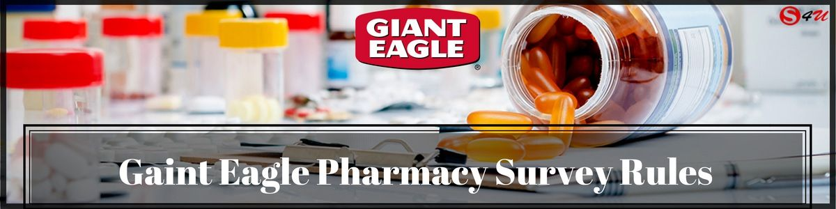 Giant Eagle Pharmacy Survey With Images Giant Eagle Eagle Giants
