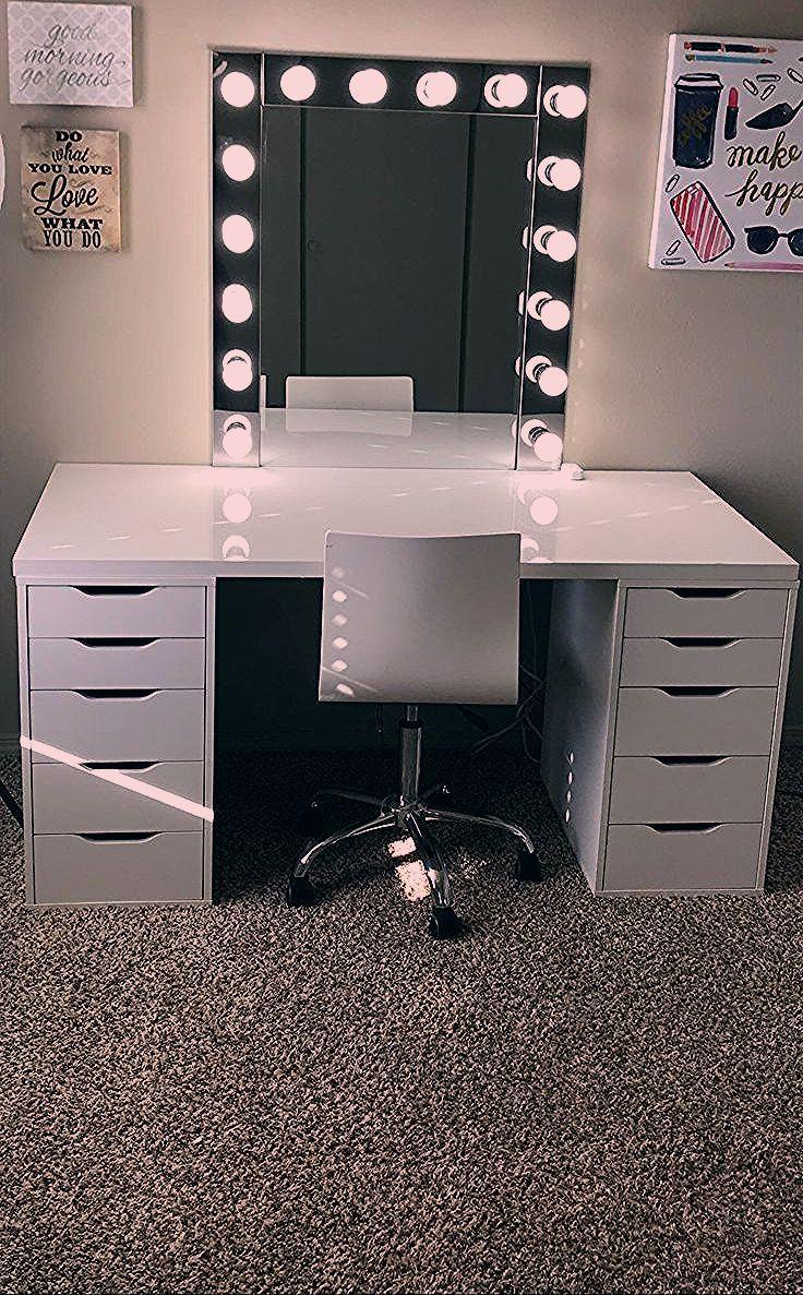 Photo of Inspiration zum Besten von den Make up Raum Selbst liebe ebendiese Eitelkeit