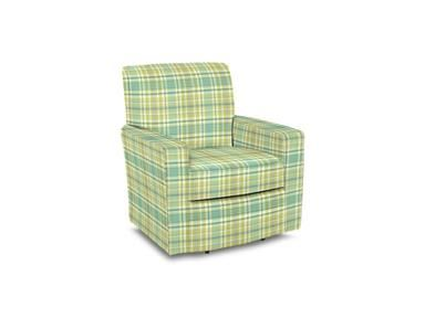 Cozy Life Living Room Swivel Chair At Alpena Furniture At Alpena Furniture  In Alpena , MI