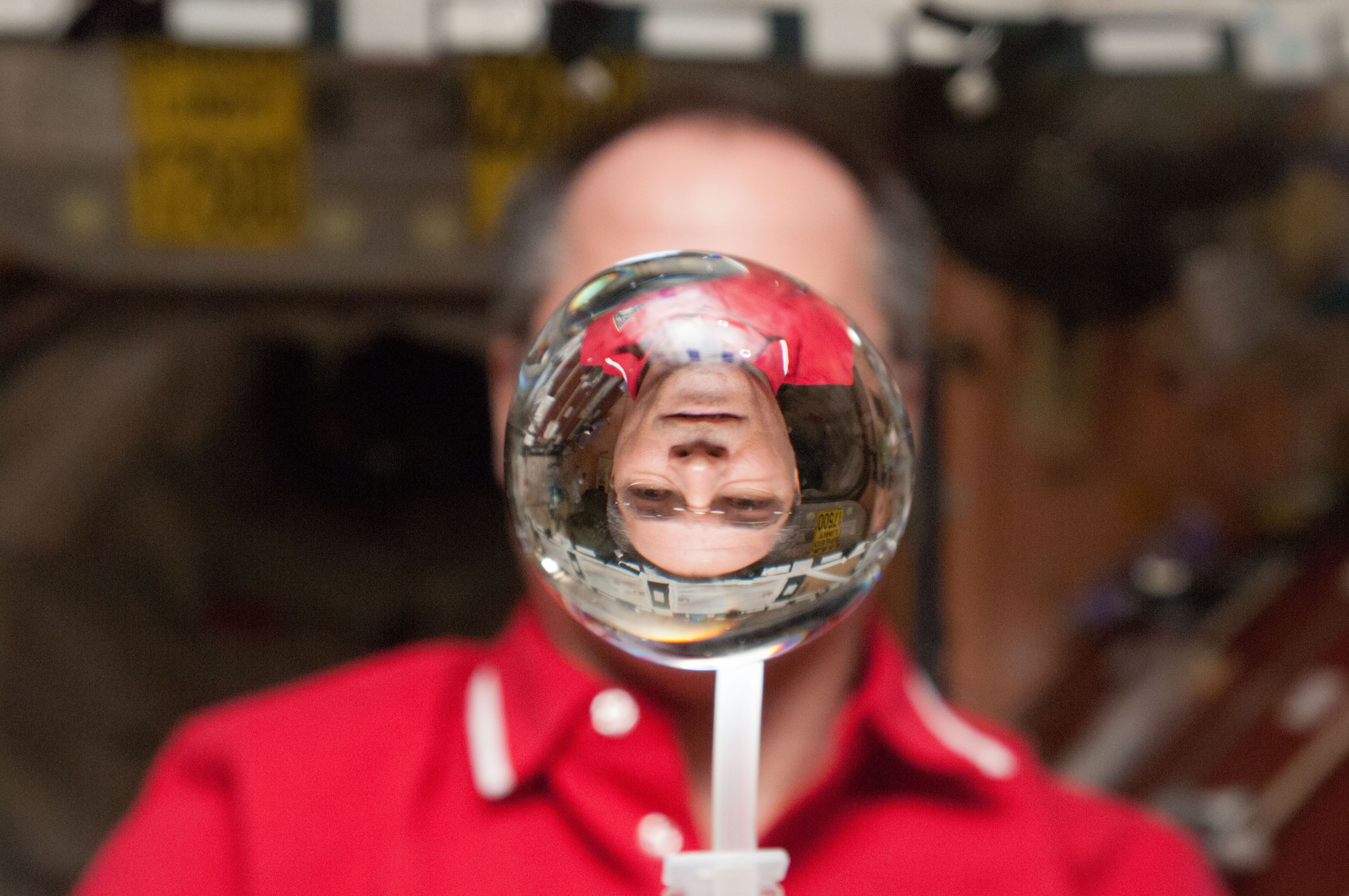 Here Are Six Cool Things Your Body Does While Living In Microgravity.
