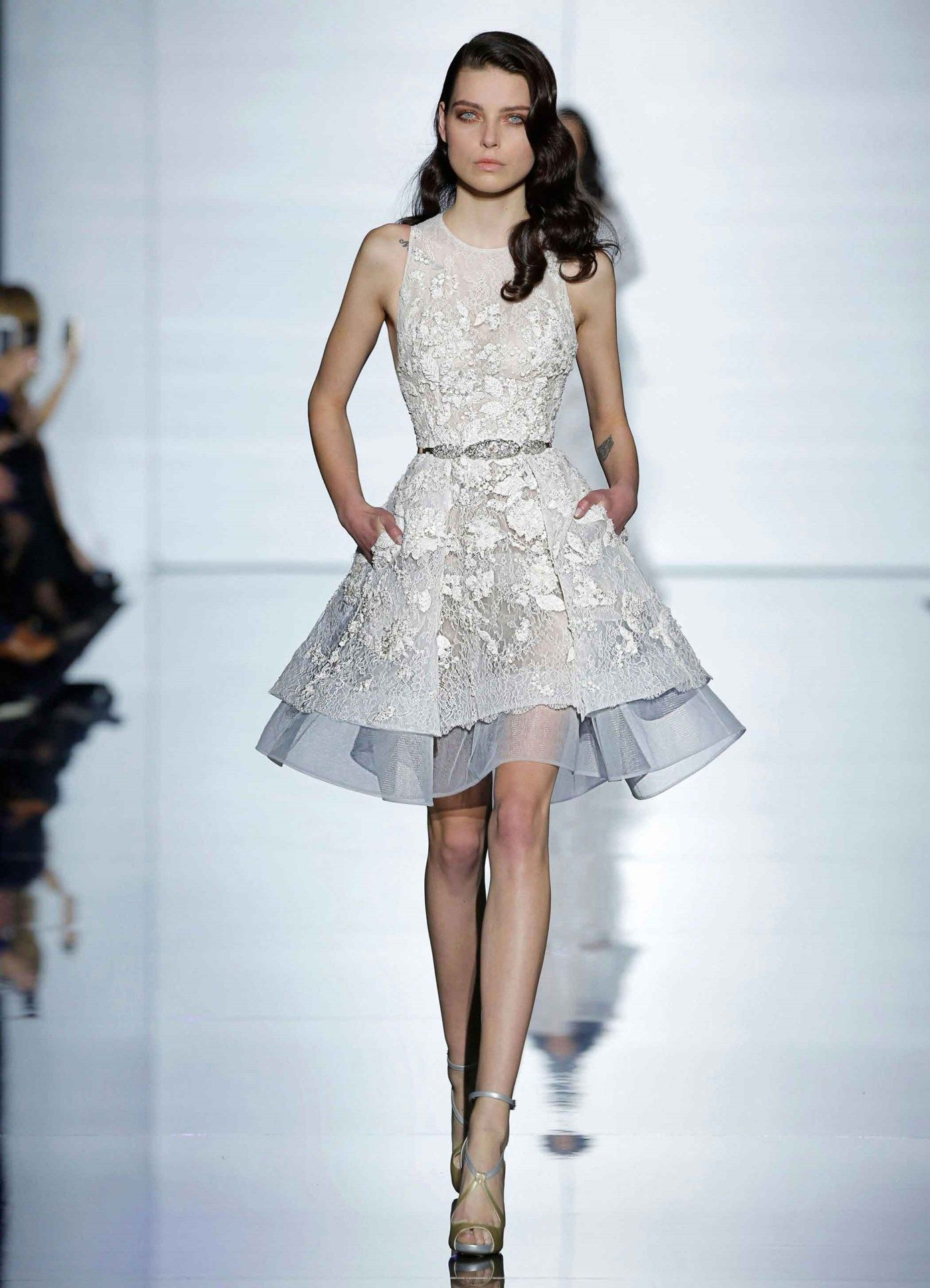 Couture spring zuhair murad runway u evening things