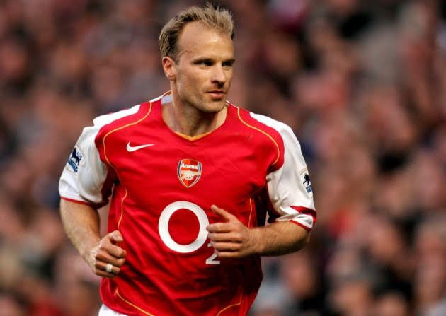 Dennis Bergkamp 10 Best quotes by the nonflying
