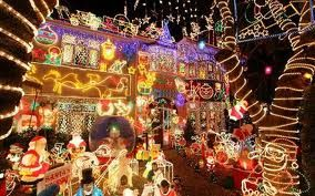 Christmas means a lot to many people - but probably more to the owners of this house.