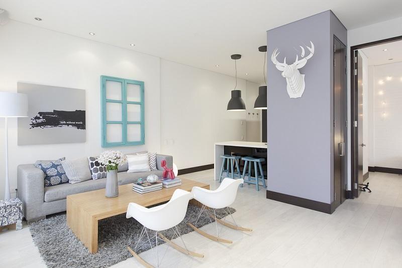 9 tips para decorar un apartaestudio en 2019 cosas para for Decoracion apartaestudios