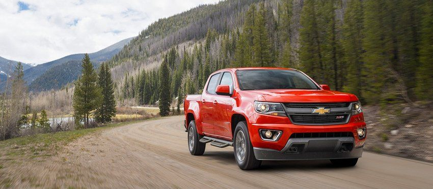 Used 2016 Chevrolet Colorado for Sale Near You