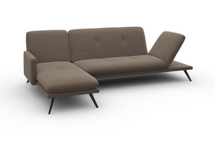 Machalke Eck Couch Butterfly Braun Stoff In 2020 Couch Sofa Love Seat