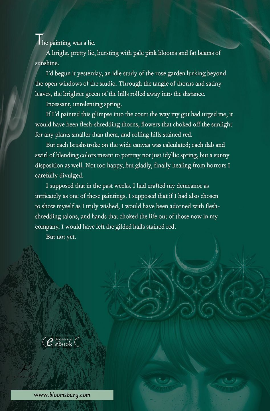 Acowar Back Cover Usa Version With Images A Court Of Wings And