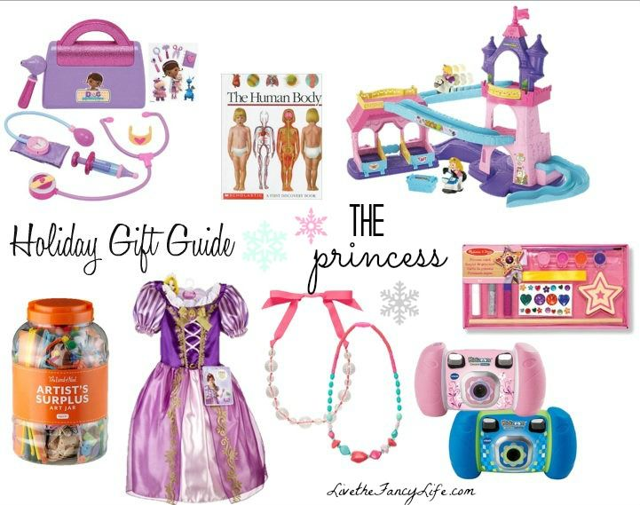 Holiday gift guide: For the young girly girl or princess. | Sarah ...