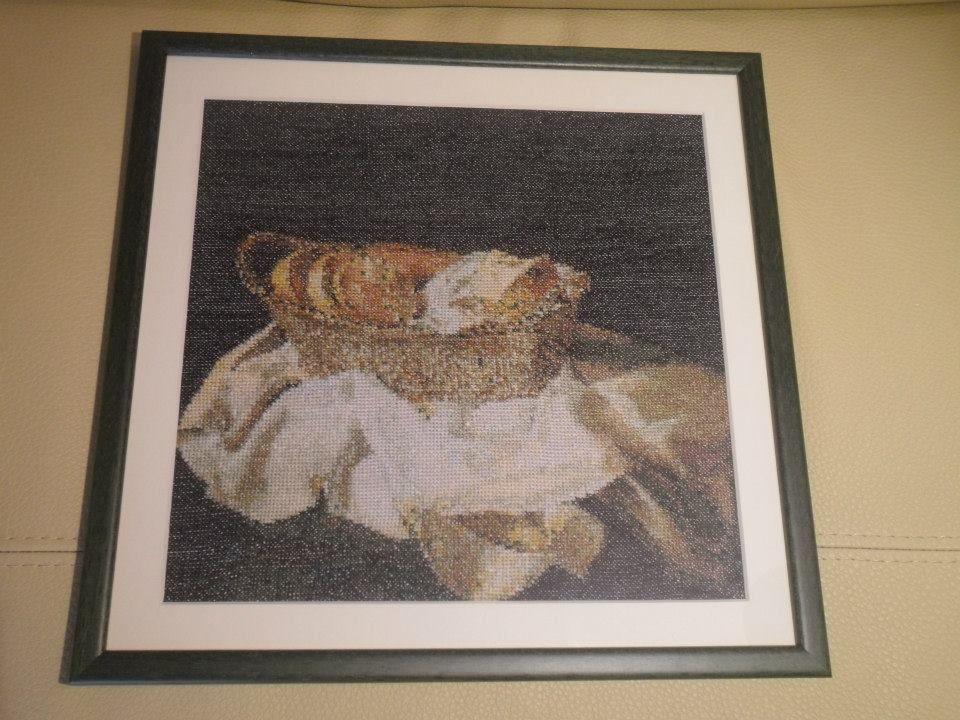 La cesta del pan *Salvador Dalí Hecho en 2012
