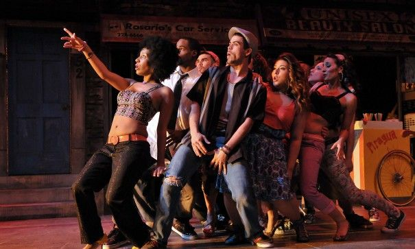 In The Heights In The Heights Broadway Costumes Film Adaptations