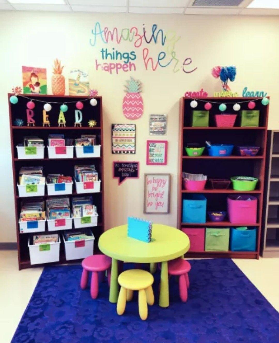 Pin En Decoración Aulas Preescolar
