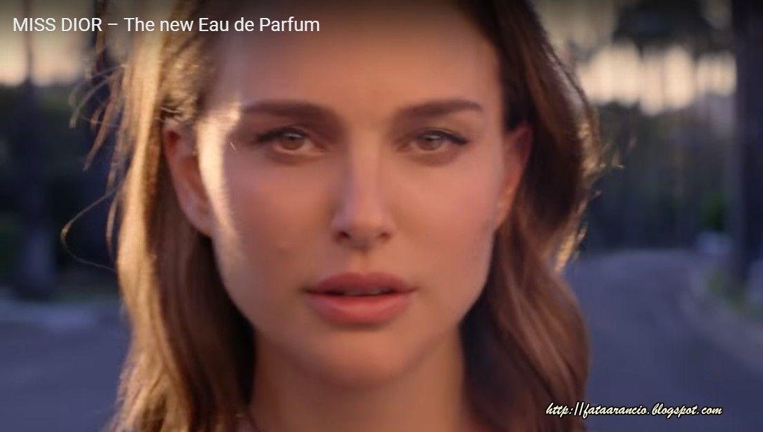 Miss Dior Eau de Parfum Natalie portman