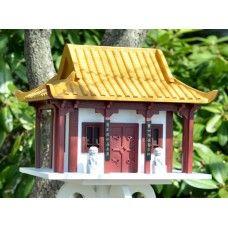 Good Fortune Birdhouse