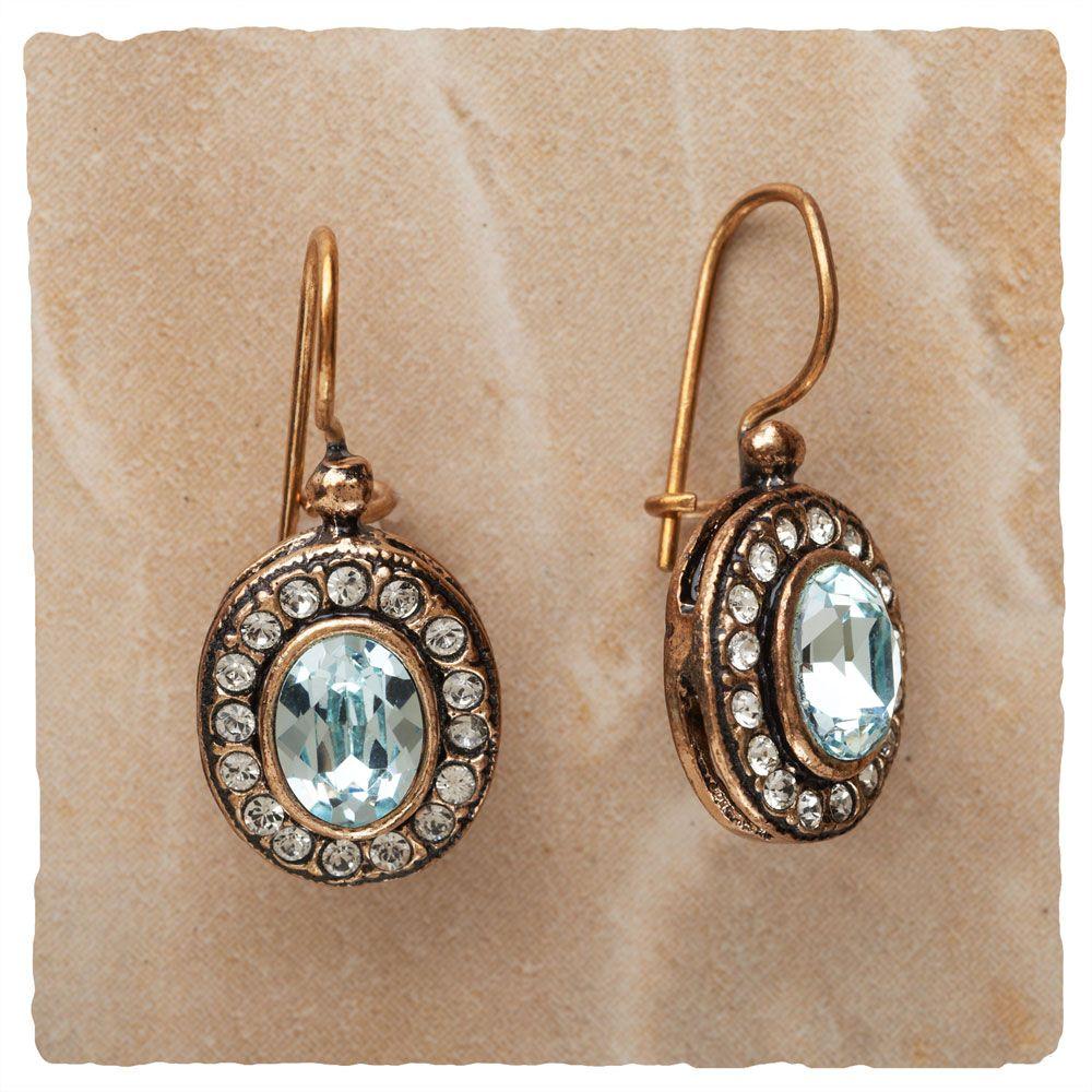 Earrings - Elegant Lady Earrings