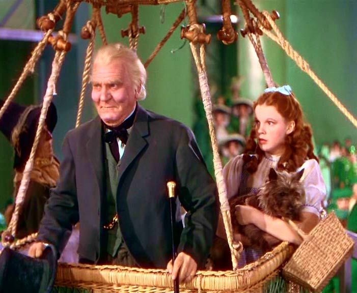 Image result for The wizard of oz balloon