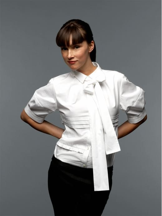 how to find the perfect white shirt | White shirts, Anne fontaine ...