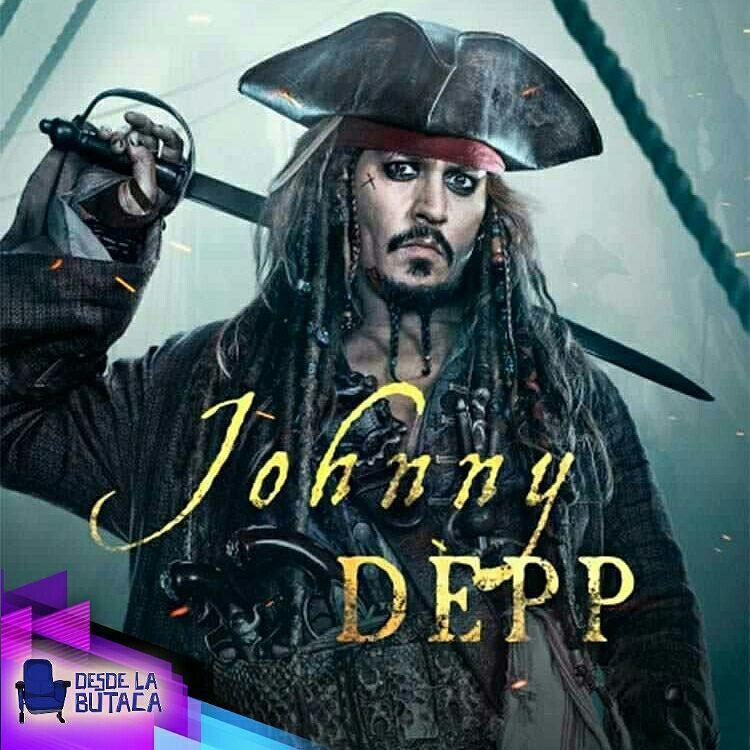 Ya vieron los nuevos #posters de personaje de #PiratasDelCaribe5? Aquí tenemos a #johnnydepp y a #JavierBardem